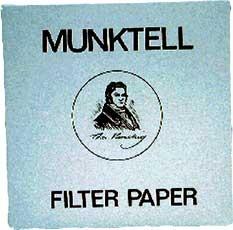 Filter Paper,100-pack, 120mm diameter