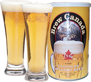 Brew Canada Lager