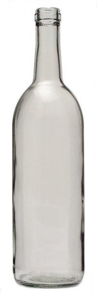 Glær Brdx 750ml flaska