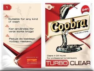 Coobra Turbo Clear