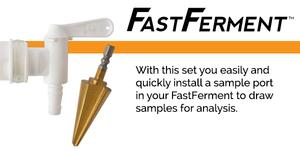 FastFerment Sampling Port 1