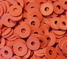 Rubber Gasket for EZ Cap-Red