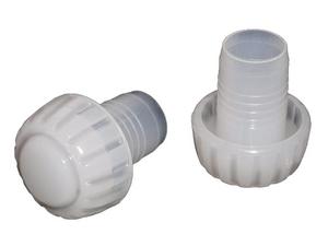 Stopper 30pk Sparkling Plast