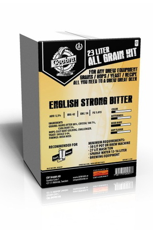 English Strong Bitter